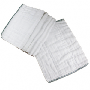 Chinese prefolds cloth diaper