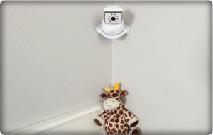 vusee universal baby monitor shelf