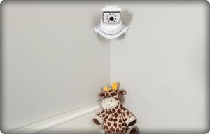 vusee universal baby monitor shelf
